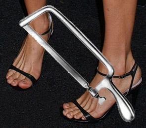 Paris Hilton Feet